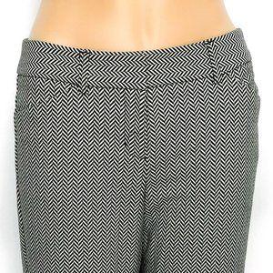 Express Herringbone Dress Pants